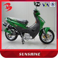 Chongqing Cub Motorcycle Popular Cub 110CC Gas Motorcycle Cub