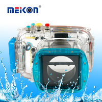 wholesale Newest underwater diving housing Camera Waterproof Case for Nikon V1