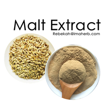 GMP Manufacture GMO Free malt extract price