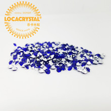 LOCACRYSTAL Brand Bulk Sell Rhinestone Bead Resin Stone Crystal Stone for Nails