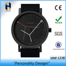 Wholesale Custom Logo Fashion Oem Black Interchangeable Band Watch And Custom Logo Fashion Oem Black Interchangeable Band Watch