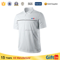 wholesale mens white polo shirts custom made 100% cotton polo shirts