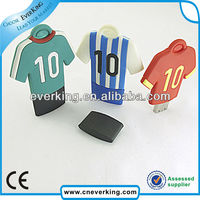 2014 world cup promotional clothes shape 2GB USB With custom Logo