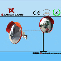 indoor and outdoor flexible plastic acrylic convex mirror