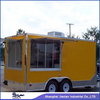 Spacious Mobile concession trailers JX-FS480