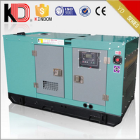 10kw water cooled power generator for home use