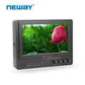 5D Live view Mode for Fashion 7 inch Peaking TFT LCD SDI Monitor for Red light camera