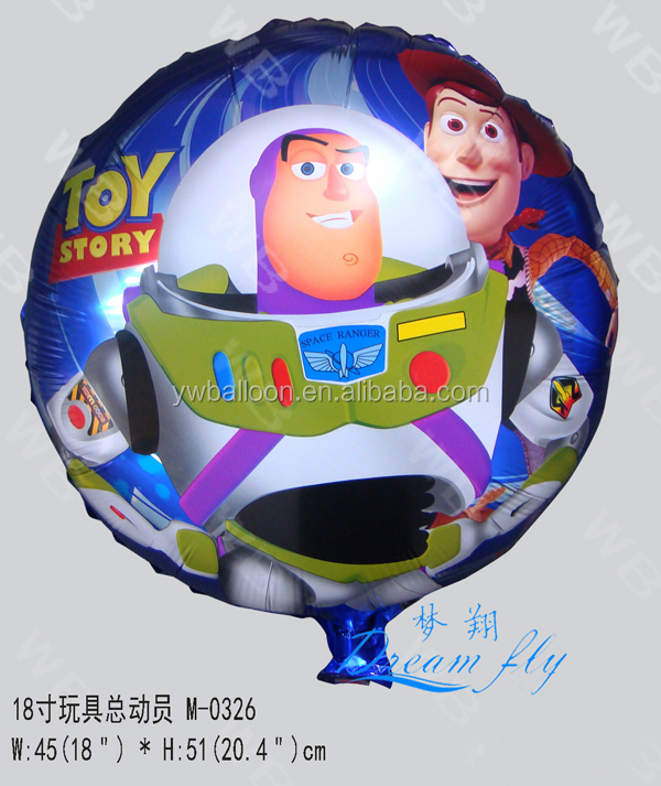 Halloween balloon for decoration