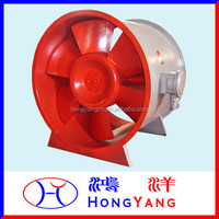 HY-HTF Smoke Extraction Fan for Fire Protection with Large Air Volume