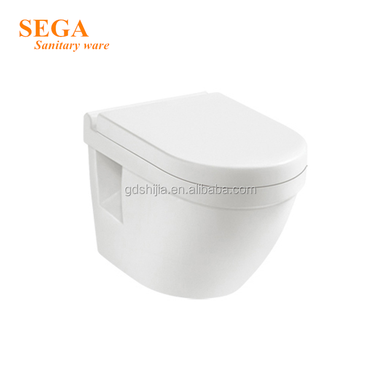 S4602W Toilet factory wc toilet prices/ high quality wall hung water closet/ toilet bowl ceramic