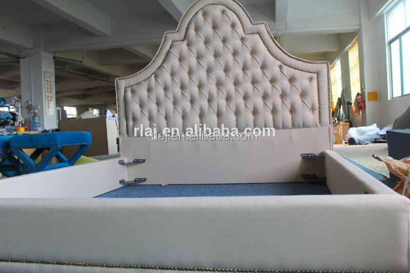 Indian wood double bed vouge designs for furniture fair