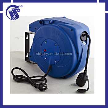 CE approved Copper stranded small electric cable reel