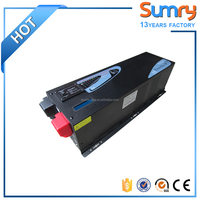 High quality with promotion price big power home application inverter inversor 24v 220v 5000w