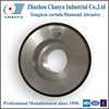 1A1 Flat shape cbn grinding diamond wheel for roller bearing manufacturer