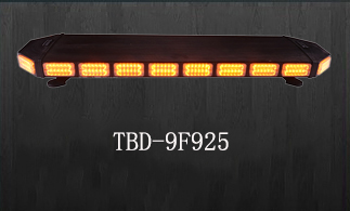 E-mark ECE E4 R65 TBD-7E915 2018 Led Warning Lights New LED Vehicle Amber Police Lightbar for Fire Department