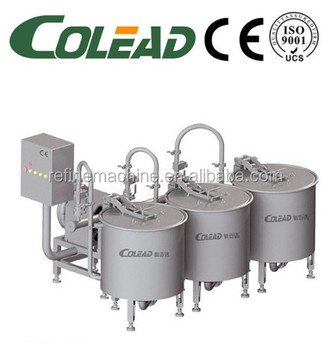 SUS304 stainless steel chili washing machine from Colead