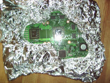 aluminum foil used for Electromagnetic shielding