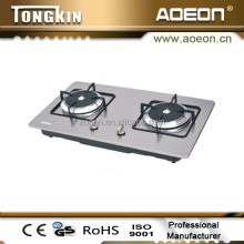 HW226L Two Burner Stainless Steel Built-in Infrared Gas Cooktops/Gas Range/Gas Stove