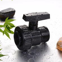 good quality 3 inch black irrigation male female external thread socket pvc plastic double true single union ball valve