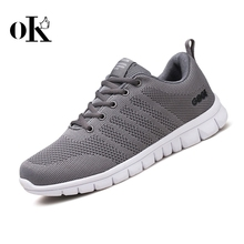 New design gym shoe comfy and fancy running sport shoes