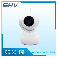 Email alarm two-way voice intercom ip micro camera wireless
