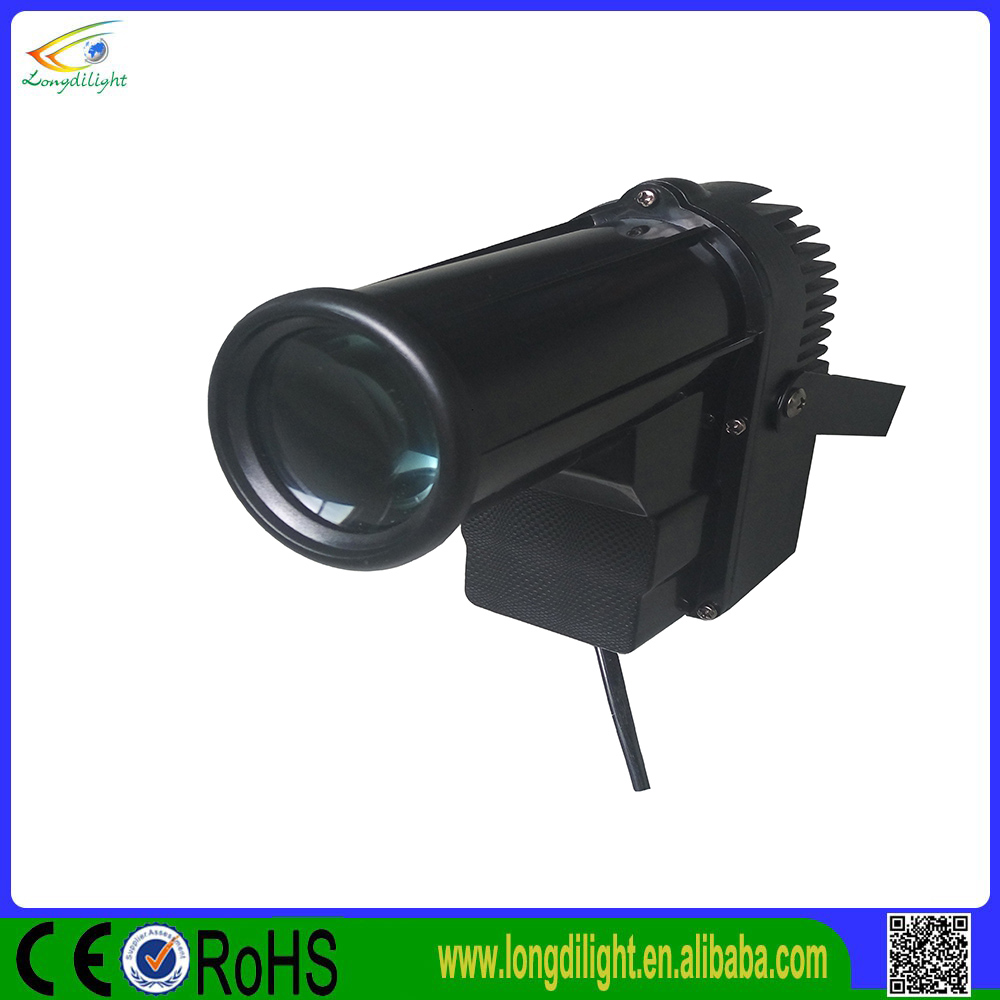 Professional Disco Light 4in1 RGBW 10w LED pin spot Light for Disco Party KTV pinspot led dmx