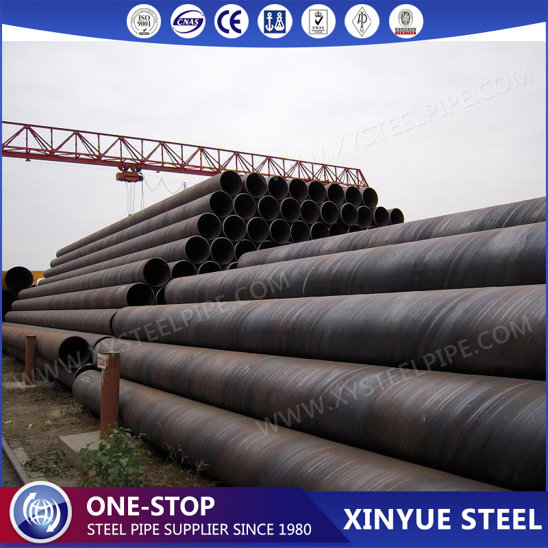 Old Chinese Manufacturer~API 5L X42 toX70 Spiral steel pipe,carbon steel pipe API 5L PSL 1 and PSL2