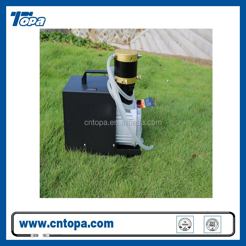 Fully stocked electro magnetic mini air pressure machine