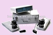 Dual ion cleanse cell spa detox machine for body detox improves blood circulation