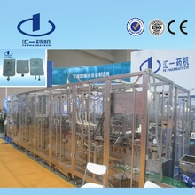 Plastic Bag Dextrose Solution IV Fluid Plant Turnkey Project