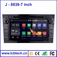 Portable dvd player car dvd player with gps dvd player 8838 7 inch GPS navigation + DV + FM/AM + Bluetooth + IPOD cable + TV