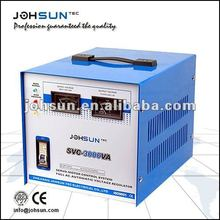 single phase 100-260V SVC-3000VA AC auto voltage regulator