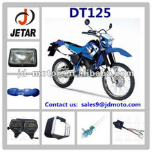 Wholesale Hot Sale DT125 motorcycle parts