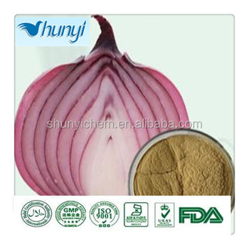 high quality Onion Extract powder factory direct sale and good price