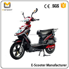 2016Wheel Electric Scooter LS30 Wholesale Price For European Market 48V 350W Cheap Electric Scooter For Adults