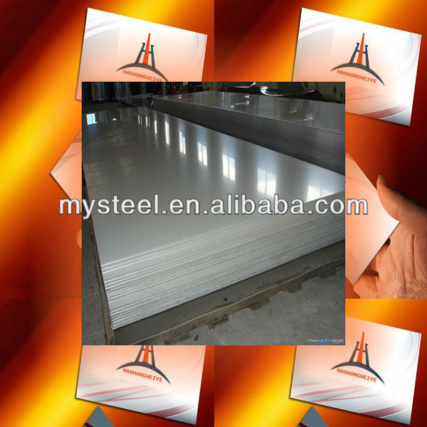 BA 347 stainless steel plate