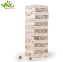 diy wooden construction toys early educational toy