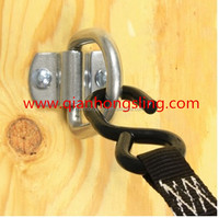 5ton 6meter Polyester D Ring tie down