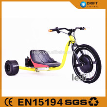 Electric Flatbed Trike