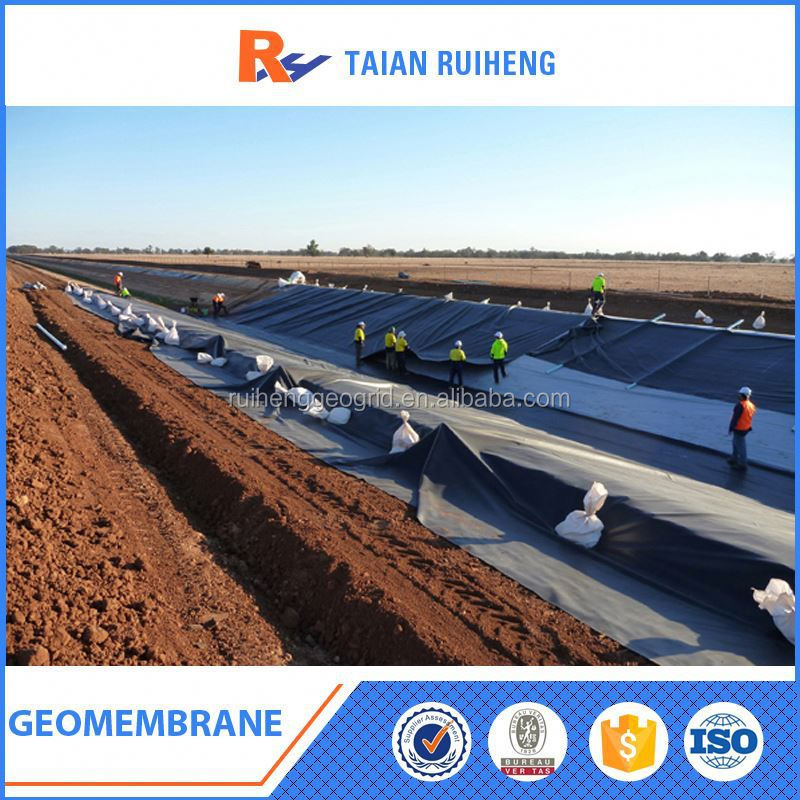 1.5mm HDPE Geomembrane HDPE Liner Sheet