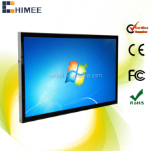 "42"" lcd monitor latest modern computer types for advertisement (HQ42EW-C1,1037u,D525,I3,I5 potional)"