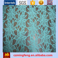 Custom logo african big guipure lace fabric made in China