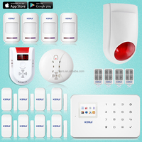 Medical GSM Alarm System, Battery Powered Wireless GSM SMS Alarm System, Home Alarm System