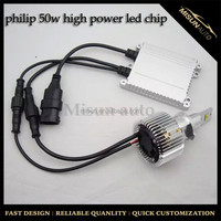 Perfect match adjustable spotlight length ,360 degree display ,25w 35w 45w Philip s auto LED Bulb hid replacements