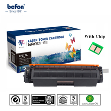 2017 NEW!printer toner compatible CF217A 17A toner cartridge CF217 with chip for hp laserjet pro m102w m130fn