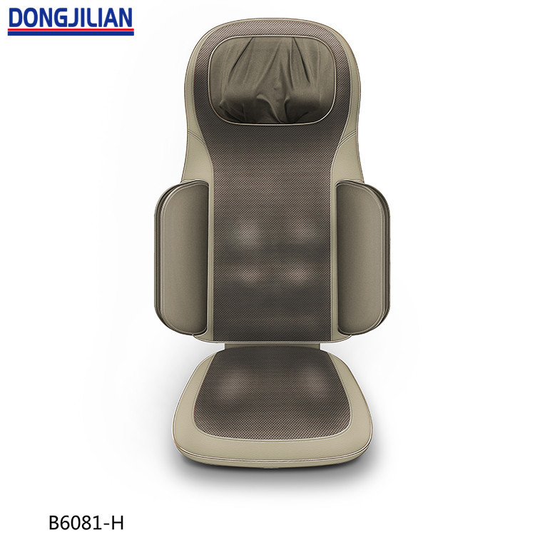 Muscle Relaxer Vibrating Back Massage Cushion