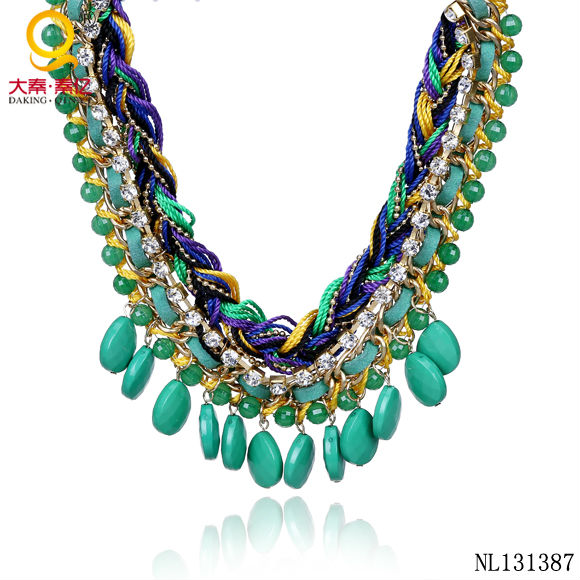 New designs gaudy costume jewelry in dubai