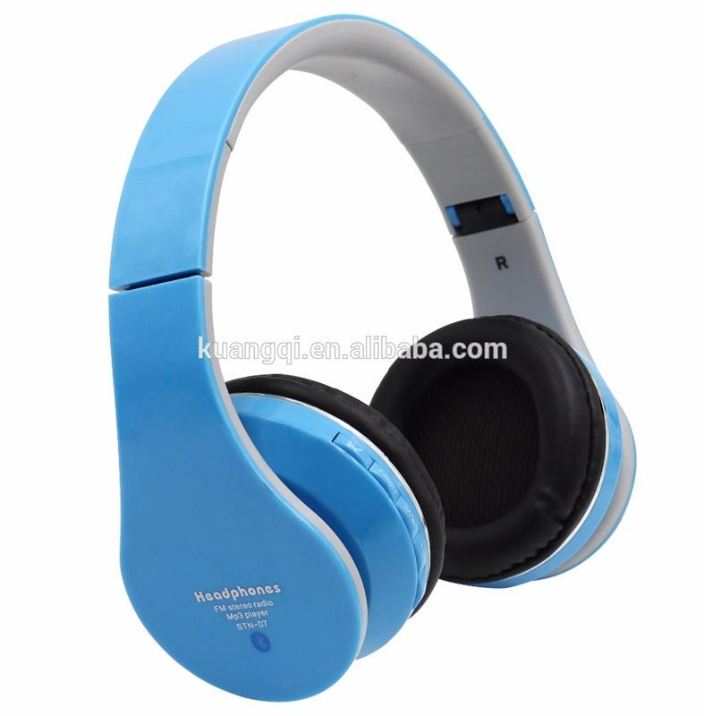 New design bluetooth setro headset neckband sport stereo bluetooth headset stereo fm radio bluetooth headset