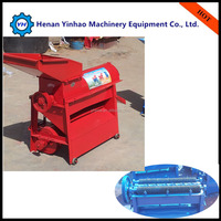 Diesel motor driven maize sheller / corn thresher