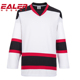 Sublimated wholesale blank european hockey jersey custom